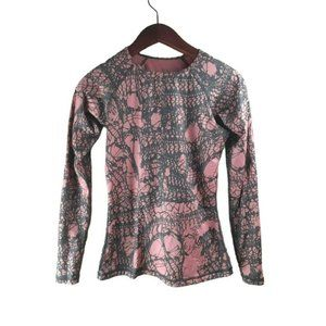 Nike Pro Hyperwarm Fleece Lined Shirt